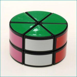 diansheng dos capas cylinder negro
