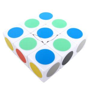 lanlan floppy 1x3x3 blanco