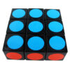 lanlan floppy 1x3x3 negro