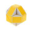 ShengShou Wind Twist Puzzle amarillo blanco