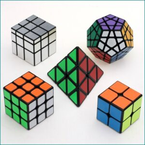 Z-cube set 5 cubos